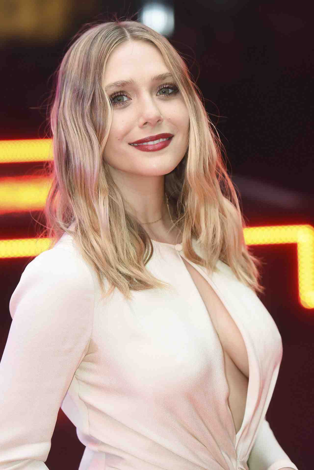 Elizabeth Olsen born February 16, 1989 (age 29)